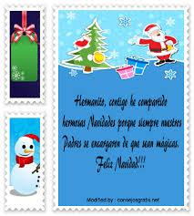 imagenes de navidad hermana pin de frasesmuybonitas net en mensajes de navidad pinterest mi
