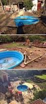 Pool In The Backyard by 137 Best Backyard Pools Images On Pinterest Stock Tank Pool