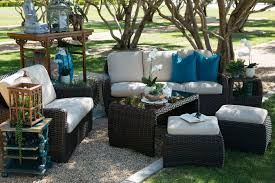 Agio Wicker Patio Furniture - agio hudson sofa mathis brothers furniture