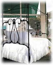 Iron Canopy Bed Cast Iron Canopy Bed Iron Beds By Cathouse Canopy Bed Frames