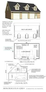 garage plans with living quarters detached 3 car garage cabin
