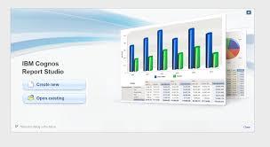 cognos report design document template creating widgets using cognos report studio in ibm center