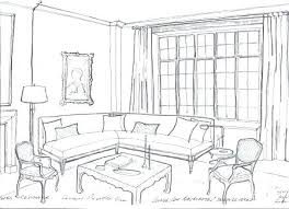 interior sketches interior design sketches living room living room sketch furniture