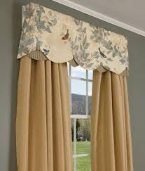 Lined Swag Curtains Double Valance Double Valances Country Curtains