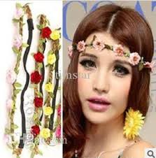 flower hairband 2017 trial order new headwear flower crown floral crown flower