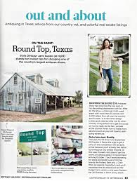 Country Living Paint Color Hall Of Fame Country Living September U2014 The Vintage Round Top