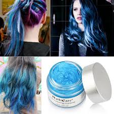 447 best short hair images on pinterest hairstyles short hair amazon com hailicare blue hair wax 4 23 oz professional hair