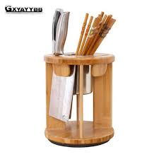 kitchen knives holder kitchen knife holder aliexpress creative bamboo kitchen knife