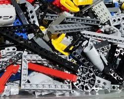 technic pieces lot of 100 technic mindstorm bricks connectors axels pins parts