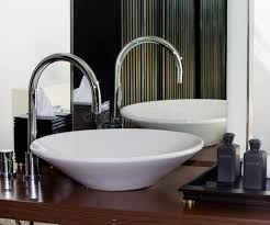 Modern Bathroom Taps Modern Bathroom Tap And Sink Stock Photo Image Of Modern Basin