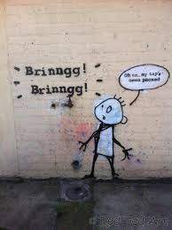 Banksy S Top 10 Most Creative And Controversial Nyc Works - kids get arty exploring street art banksy red ted art s blog