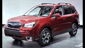subaru forester red subaru forester 2016 car specifications and features exterior