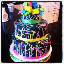best 25 neon cakes ideas on pinterest neon birthday cakes neon
