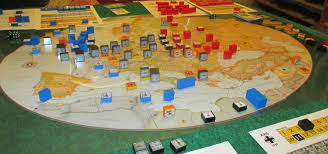 Map Of Europe Game by Bob U0027s Miniature Wargaming Blog Gaming Victory In Europe