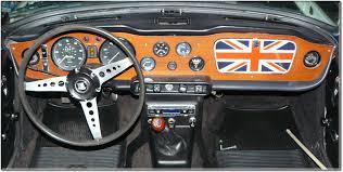 Tr6 Interior Installation Sportytriumphs Com 1969 Triumph Tr6