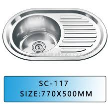Oval Kitchen Sink Oval Kitchen Sink Wholesale Kitchen Sink Suppliers Alibaba
