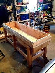 How To Build A Planter by Diy Planter Box For The Garden Tutorial Tips And Tricks