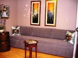 purple sofa slipcover custom upholstered furniture photos