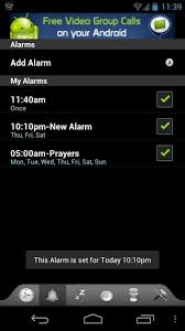 how to set alarm on android alarm clock ultra is arguably the best android alarm app out there