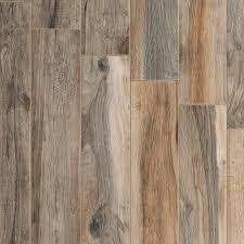 floor and decor wood tile ash wood plank porcelain tile 6in x 40in 100105923