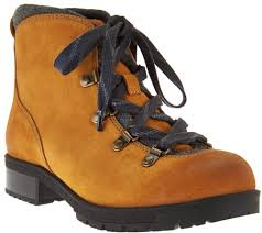 clarks womens boots qvc clarks leather water resistant hiking boots faralyn alpha page