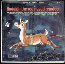 102 31 rudolph red nosed reindeer record holidays