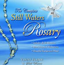 rosary cd the complete still waters rosary cd mercysong
