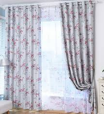 Silver And Red Curtains Red And Gray Curtains Red Grommet Curtains From Bed Bath Beyond