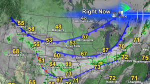 Texas Weather Map Cold Front Bringing Fall Weather To Dfw Cbs Dallas Fort Worth