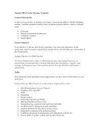 resume format for mba hr fresher pdf to excel mba resume templates resume sle new resume sle resume