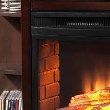blaze corner fireplace tv stand java leon u0027s