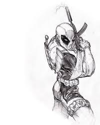 35 cool deadpool character illustrations
