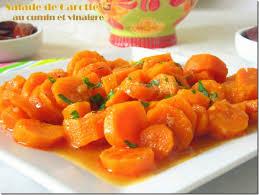 cuisiner les carottes salade de carottes a l algerienne le cuisine de samar