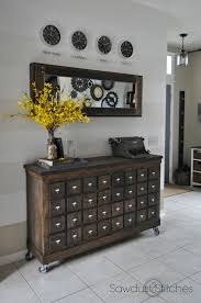 Ikea Barn Door by Ikea Cubbies Into A Rustic Apothecary Sawdust 2 Stitches