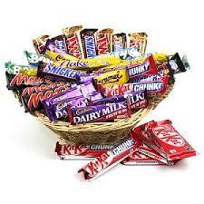 chocolate basket chocolate basket large send fresh flowers online flower