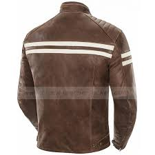 padded motorcycle jacket 92 classic joe rocket jacket mens brown leather biker jacket