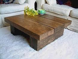 Diy Wood Coffee Table Ideas by Best 25 Dark Wood Coffee Table Ideas On Pinterest Diy Coffee
