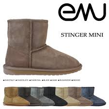 emu womens boots sale sugar shop rakuten global market emu emu stinger mini