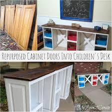 Repurpose Cabinet Doors Diy Repurposed Cabinet Doors Ideas Simple Yet Creative