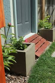 diy planter box diy planter box ideas to welcome spring and summer with