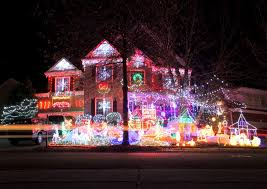 photo essay the best holiday lights are north of the city clt blog