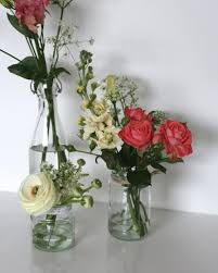 wedding flowers jam jars helen newman flowers