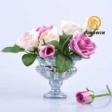 Footed Glass Vase Popular Glass Trumpet Vases Buy Cheap Glass Trumpet Vases Lots