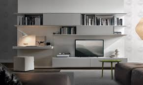 living room tv stand wall units ideas style within gloss design
