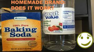 Drano Kitchen Sink by Homemade Drano Does It Work Youtube