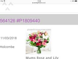 flower companies prestige flowers avoid this scam of a company apr 13 2018