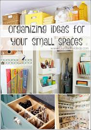 small space organization organize small spaces our thrifty ideas