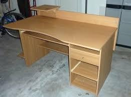 bureau industriel metal bois table bureau bois bureau industriel metal bois bureau b14 structure