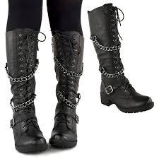 s boots calf length hitapr org mid calf combat boots 03 combatboots shoes