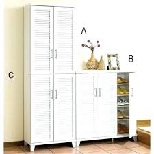 White Shoe Storage Cabinet Shoes Cabinet Storage Shoe Cabinets Shoe Storage Cabinet With